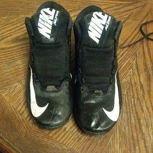 Nike sharks football cleats